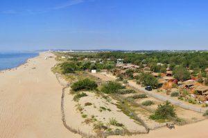 camping le serignan plage